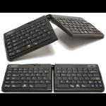 Goldtouch GTP-0044W Bluetooth QWERTY English Black keyboard