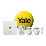 Yale SR-320 White security alarm system