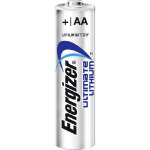 Energizer Ultrimate Lithium Battery AA PK4