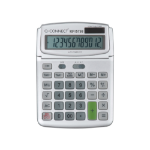 Q-CONNECT KF15758 calculator Desktop Basic Grey