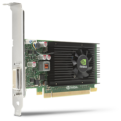 HP E1U66AT NVIDIA NVIDIA NV 310 1GB graphics card