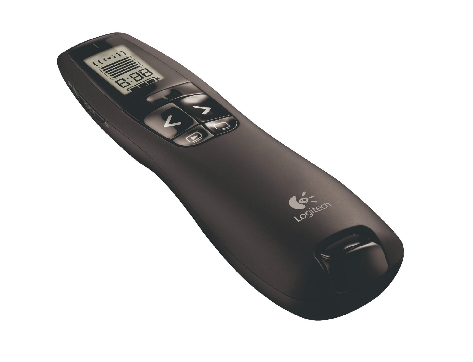 Logitech R400 Black wireless presenter