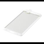 eSTUFF ES10067-3D-WHITE Clear Galaxy S7 Edge 1pc(s) screen protector
