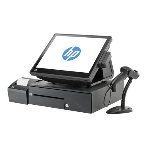HP RP7800 POS I52400S 128G 4.0G