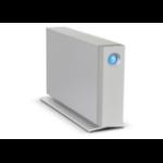 LaCie d2 Thunderbolt 2 6TB external hard drive 6000 GB Blue, Silver
