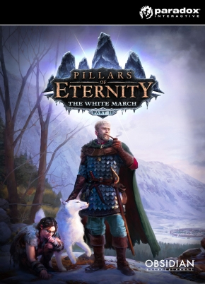 Paradox Interactive Pillars of Eternity: The White March - Part II PC/Mac Video game add-on Mac/PC