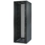 """APC NetShelter SX 42U 750mm(b) x 1070mm(d) 19"""" IT rack, behuizing met zijpanelen, zwart"""