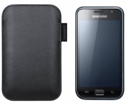 Samsung EF-C968L mobile phone case Black