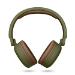 Energy Sistem 445615 auricular y casco Auriculares Diadema Conector de 3,5 mm MicroUSB Bluetooth Marrón, Verde
