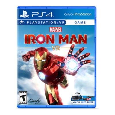 Sony Marvel's Iron Man VR Basic PlayStation 4
