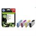 HP N9J74AE (364XL) Ink cartridge multi pack, 1x 550pg 3x 750pg, Pack qty 4