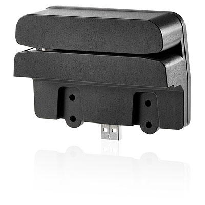 HP QZ673AA magnetic card reader