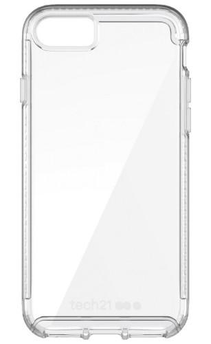"Tech21 Pure Clear mobile phone case 11.9 cm (4.7"") Cover Transparent"