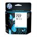 HP B3P18A (727) Ink cartridge gray, 40ml