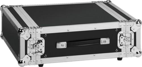 IMG Stage Line MR-403 audio equipment case Hard case Universal Aluminium,Wood Aluminium,Black