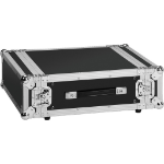 IMG Stage Line MR-403 audio equipment case Hard case Universal Aluminium, Wood Aluminium, Black