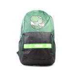DIFUZED Super Mario Yoshi backpack Black, Green