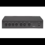 Valcom SMA-60 audio amplifier home Charcoal