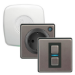 Lightwave L21412TF iluminación inteligente Smart socket kit Acero inoxidable, Blanco