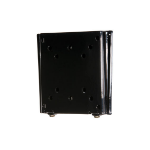 Peerless PF630 flat panel wall mount Black