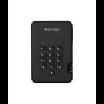 iStorage diskAshur 2 2000GB Black IS-DA2-256-SSD-2000-B