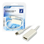 Innovation IT 2A 700657 DISPLAY video cable adapter Mini DisplayPort HDMI Type A (Standard) White