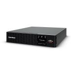 CyberPower PR3000ERTXL2U uninterruptible power supply (UPS) Line-Interactive 3000 VA 3000 W 8 AC outlet(s)