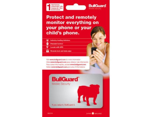 BullGuard Mobile Security, 1Y, 3Dev