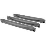 Tripp Lite 1U Blanking Panel Kit, Toolless-Mounting, 10 pieces