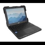 """InfoCase AO-SNP-C871 notebook case 12"""" Cover Black"""