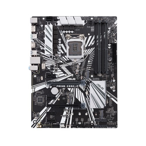 ASUS PRIME Z390-P Intel Z390 LGA 1151 (Socket H4) ATX