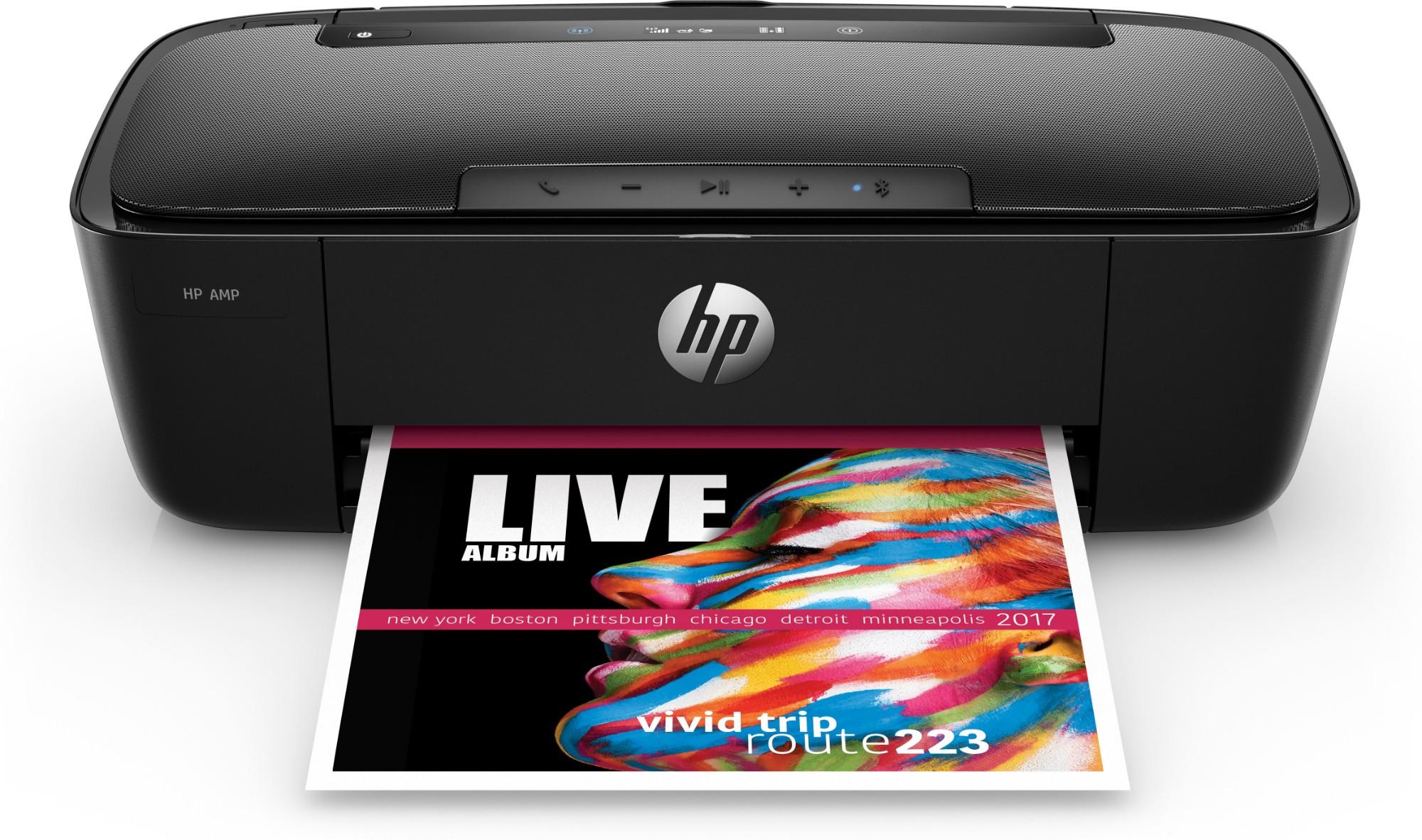 HP AMP 130 inkjet printer Colour 4800 x 1200 DPI A4 Wi-Fi