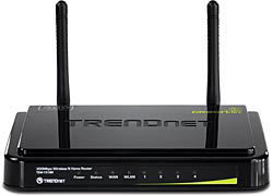 TRENDNET 300MBPS WIRELESS N ROUTER