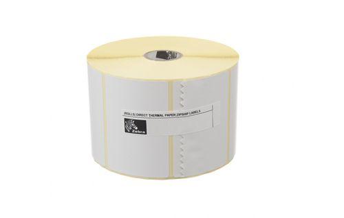 Zebra 880247-031D etiqueta de impresora Blanco Etiqueta para impresora autoadhesiva