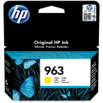 HP 3JA25AE (963) Ink cartridge yellow, 700 pages, 11ml