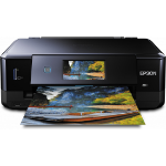Epson Expression Photo XP-760 Inkjet A4 Wi-Fi Black