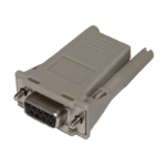 Hewlett Packard Enterprise Q5T65A cable interface/gender adapter DB9 RJ-45 Gray