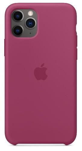 "Apple MXM62ZM/A mobile phone case 14.7 cm (5.8"") Skin case Garnet"