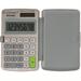 Q-CONNECT KF01602 Pocket Basic Grey, White calculator