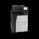 HP EX-Demo:M880Z+ MFP/45ppm/Duplex/Fax/100shtMPTray/500ShtT