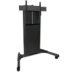 "Chief XPA1UB flat panel floorstand 100"" Portable flat panel floor stand Black"