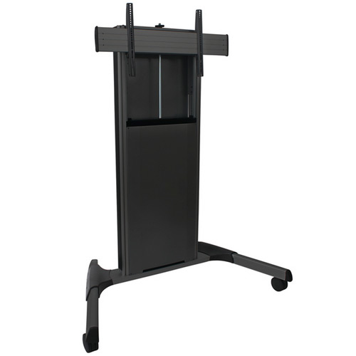 "Chief XPA1UB 100"" Portable flat panel floor stand Black flat panel floorstand"
