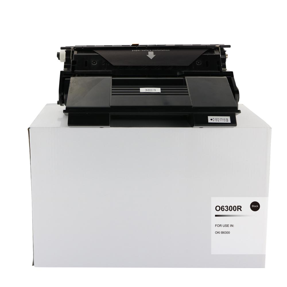 Remanufactured OKI 9004079 Black Toner Cartridge
