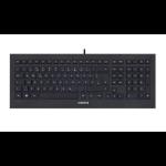 CHERRY STRAIT BLACK 3.0 keyboard USB QWERTZ German