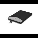 "Dicota Code Neopren 38.1 cm (15"") 250g Sleeve Black/Gre - D30572"