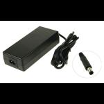2-Power 2P-463553-001 power adapter/inverter Indoor 90 W Black
