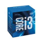 Intel Core ® ™ i3-6100 Processor (3M Cache, 3.70 GHz) 3.7GHz 3MB L3 Box processor