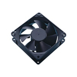 Akasa Hi-Speed 12v Fan 8cm Black