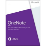 Microsoft OneNote Home and Student 2013, x32/64, 1u, ENG