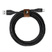 Belkin DuraTek Plus cable USB 1,2 m 2.0 USB C USB A Negro